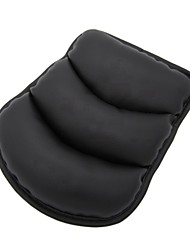 cheap -ZIQIAO Car Auto handrests Cover  hand Rest Seat Box Pad Protective Case Soft PU Mats Cushion Universal