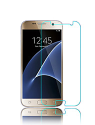 cheap -Cwxuan® 9H 0.26mm 2.5D Tempered Glass Screen Guard Film Protector for Samsung Galaxy S7