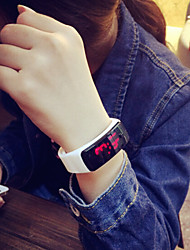 cheap -2016 Fashion LED Touch Screen Watch Luminous Light-Emitting Strap Students Lovers Watches (Assorted Color) Cool Watches Unique Watches