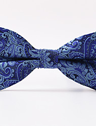 Polyester Bow Tie,Party/Evening Formal Style Pattern Office/Business