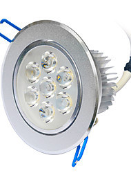 cheap -LED Ceiling Lights 7 High Power LED 700 lm Warm White Cold White 3000/6000 K Dimmable Decorative AC 220-240 AC 110-130 V