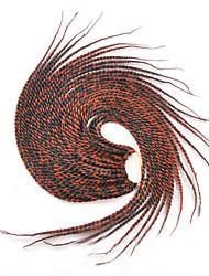 cheap -Box Braids Twist Braids Hair Extensions 22inc Kanekalon 12/1 Strand 80g gram Hair Braids
