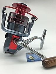 economico -Mulinelli per spinning / Lenze al traino 4.7:1 10 Cuscinetti a sfera Intercambiabile Pesca di mare / Spinning / Pesca con esca-GSA 7000
