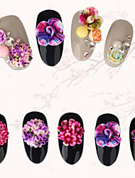 cheap -20 Nail Jewelry Abstract Classic Wedding Daily Abstract Classic Wedding High Quality