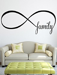 cheap -Family Living Room Sofa Wall Decals Home Decoration Wallpaper Painting Removable Wall Sticker Home Decor Pvc