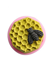 cheap -Mold Animal For Pie For Cookie For Cake Silicone Eco-friendly DIY 3D