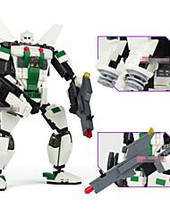 Недорогие -пластиковые модели строительные кирпичи игрушки мальчиков хобби Модели блоки снайперская сборки мультфильмов стиль для детского госуд