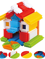 cheap -A little Creative Home Children Assembled Pincha Toys Plastic Building Blocks