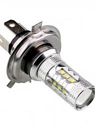 Недорогие -H4 Для кроссовера / Для автоматического транспортера / Для трактора Лампы 80 W Cree 7820 lm 8 Светодиодная лампа Противотуманные фары Назначение