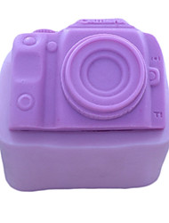 cheap -Camera Shaped Fondant Cake Chocolate Silicone Mold, Decoration Tools Bakeware