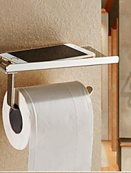 cheap -Toilet Paper Holder / Silver Stainless Steel /Contemporary