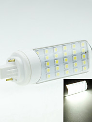 cheap -4W G24 LED Bi-pin Lights Rotatable 30 SMD 5050 250-300 lm Warm White Cold White 2800-3200 6000-6500 K Decorative AC 85-265 V