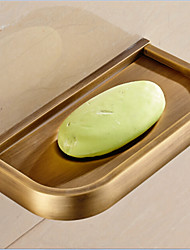 cheap -Soap Dish / Antique Brass Brass /Contemporary