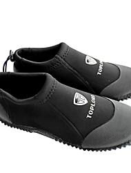 Fins de Mergulho Sapatos para Água Neopreno