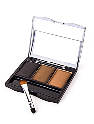 vandtæt dobbelt virkning øjenbryn farvning creme let på makeup er ikke blomstrende