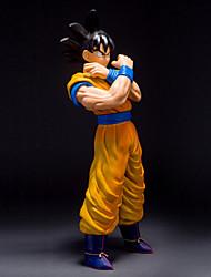 preiswerte -Anime Action-Figuren Inspiriert von Dragon Ball Cosplay 37 CM Modell Spielzeug Puppe Spielzeug