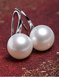 cheap -Stud Earrings Pearl Imitation Pearl Alloy Silver Golden Jewelry Party Daily Casual 1 pair