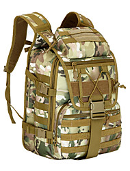 cheap -Tactical Military Backpack Molle System Outdoor Sport Heavy Duty Bag Camping Hunting Travel Hiking Packet Packsack