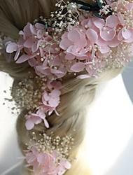Damen Stoff Kopfschmuck-Hochzeit Besondere Anlässe Freizeit im Freien Haarklammer 3 Stück