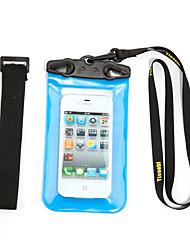 Dry Boxes Trockentaschen Mobiltelefone Wasserfest Tauchen und Schnorcheln PVC Schwarz Weiß Rot Orange Grün Blau