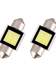 cheap -2PCS Cruze 12V 3W COB LED Width Lamp, Car Reading Lamp Car License Plate Lamp