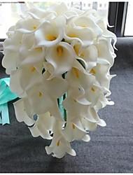 Fleurs de mariage Cascade Lis Bouquets Mariage La Fête / soirée Polyester Satin