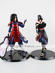 preiswerte -Anime Action-Figuren Inspiriert von Naruto Saber PVC 18 CM Modell Spielzeug Puppe Spielzeug
