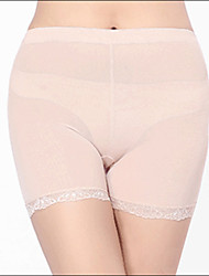 cheap -Burvogue Women's Sillicone Padded Enhancer Panties Butt Lifter Hip Seamless Panty