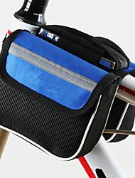 baratos -Bolsa de Bicicleta 2L Bolsa para Quadro de Bicicleta Á Prova-de-Pó Vestível Resistente ao Choque Anti-Derrapante Bolsa de Bicicleta