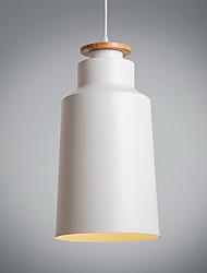 abordables -Lampe suspendue ,  Contemporain Autres Fonctionnalité for Style mini MétalChambre à coucher Salle à manger Cuisine Bureau/Bureau de