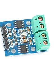 новый п l9110s двойной ч двигатель постоянного тока контроллер драйвер платы H-мост шагового для Arduino