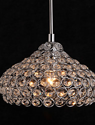 cheap -Modern/Contemporary Crystal Mini Style Chandelier Downlight For Living Room Bedroom Kitchen Dining Room Study Room/Office Hallway