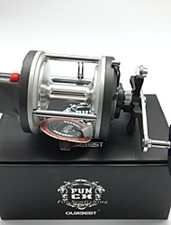 Trolling Reels 4.2:1 4 Ball Bearings Right-handed Sea Fishing / Bait Casting & Boat Fishing-PUNCH 830 OURBEST