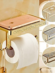 cheap -Bathroom Accessory Set High Quality Contemporary Zinc Alloy 1set - Hotel bath