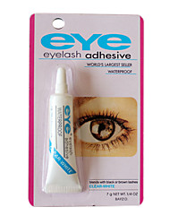 cheap -False Eye Lashes Fake Eyelashes Stick Lash Adhesive Glue Cosmetic Beauty Care Makeup for Face