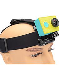 Недорогие -Нагрудный ремень / Ремни на голову / Гладкая Рамка Регулируется / Водонепроницаемый / Защита от пыли Для Экшн камера Все / Xiaomi Camera