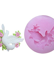 cheap -Cake Molds For Chocolate For Cookie For Cake Silicone Eco-friendly