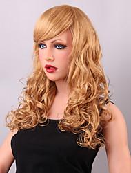 Недорогие -стильная волна тела лохматая волнистый человек Remy девственницы рукой, привязанной-топ монолитным женщины волосы парик
