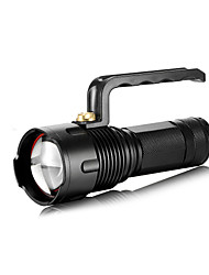 SHARP EAGLE LED Flashlights/Torch LED 1400 Lumens 3 Mode Cree XM-L2 T6 Yes Adjustable Focus Impact Resistant Rechargeable Waterproof