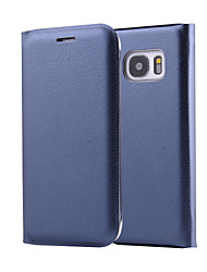 cheap -Case For Samsung Galaxy Samsung Galaxy Case Flip Full Body Cases Solid Color PU Leather for A3(2017) A5(2017) A7(2017) A7(2016) A5(2016)