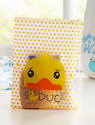 Storage Bags Plastic with 1 PCS , Feature is Open , For Shoes / Cloth / Laundry