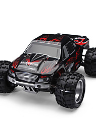RC Car WL Toys A979 2.4G Off Road Car High Speed 4WD Drift Car Buggy 1:18 Brush Electric 50 KM/H Remote Control Rechargeable Electric