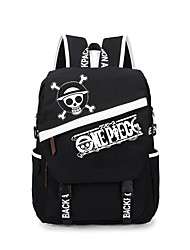 cheap -Bag Inspired by One Piece Monkey D. Luffy Anime Cosplay Accessories Bag Backpack Canvas Men's Women's New Hot