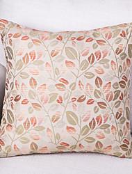 cheap -Jacquard Cushion Cover -Red