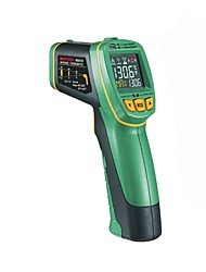 Недорогие -MASTECH ms6531b цветной экран Инфракрасный термометр (-40 ℃ ~ 800 ℃) Тип датчика температуры к может быть подключен