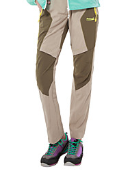 Women's Hiking Pants Moisture Permeability Breathable Sweat-wicking Bottoms for Camping / Hiking Hunting Fishing Climbing Exercise &