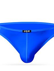 Men's Sexy Underwear Multicolor High-quality Ice Silk Briefs