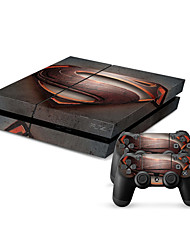 cheap -New Protective Sticker Cover Skin for PS4(TN-PS4-0049)