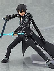billiga -Anime Actionfigurer Inspirerad av Sword Art Online Saber pvc 13 cm CM Modell Leksaker Dockleksak