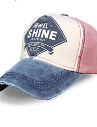 Недорогие -Шляпа для туризма и прогулок Кепка Защитный Весна Лето Осень 4 # Муж. Жен. Универсальные Аэробика и фитнес Бейсбол / Хлопок